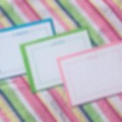 Handmade Bespoke Notecards