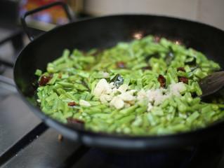 Green Beans Palya