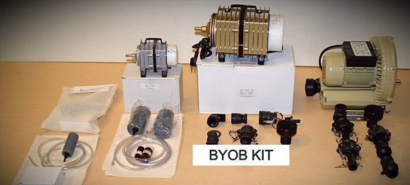 Build Your Own Brewer Kits- By Model