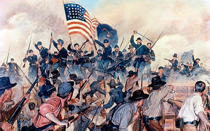 union-soldiers-capture-vicksburg-during-