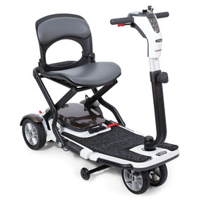 WHY SHOULD I BUY A MOBILITY SCOOTER THROUGH A RETAIL SHOWROOM?