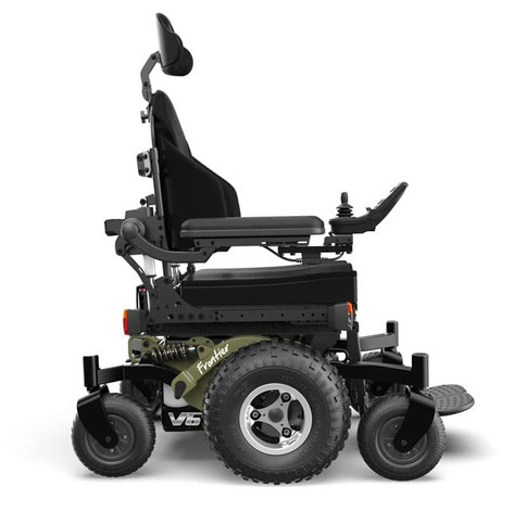 All Terrain Powerchair