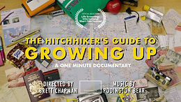 The Hitchhiker's Guide To Growing Up