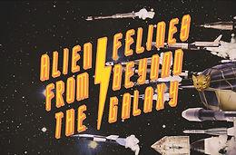 Alien Felines From Beyond The Galaxy