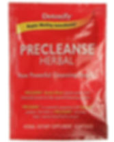 Detoxify precleanse pills