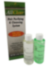 All Clear Hair purifying and cleansing system