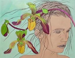 O ženách a kvetoch