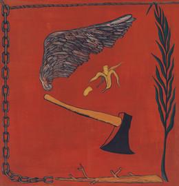 Sekera a krídlo - Z cyklu Tanec smrti