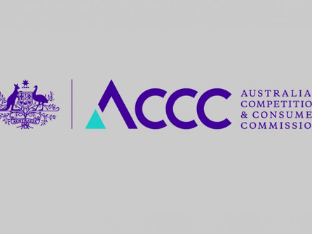 Article: ACCC's 2020 Priority list