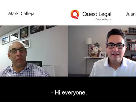 Video: Interview on Renegotiating Commercial and Retail Leases – Juan Perez and Mark Calleja
