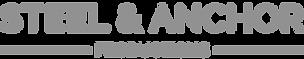 S&A Logo Grey Transparent No Artboard.pn