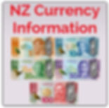 Information on New Zealand banknotes and coins, including changes to the notes used