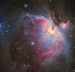 Nébuleuse d'Orion