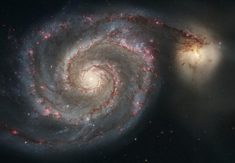 Messier 051