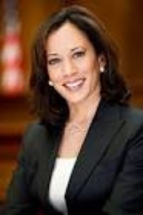 U.S. VICE PRESIDENT - ELECT KAMALA HARRIS