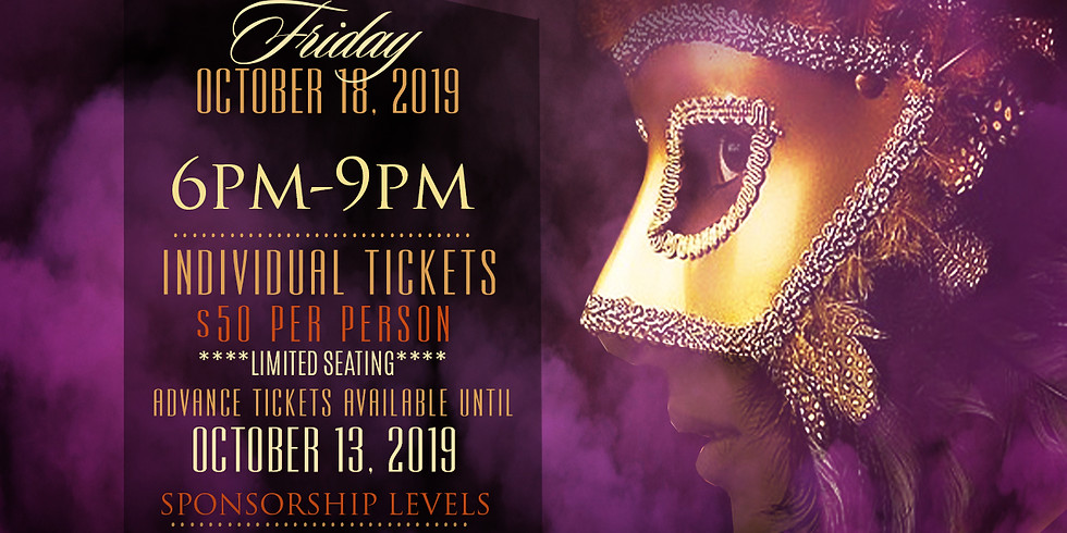 Masquerade and Mystery Dinner