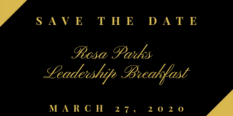 Rosa Parks Leadership Breakfast