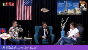 De Las Vegas Show ; je eerste keer Las Vegas