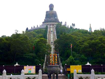 80 hong kong buddha