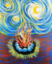 Van Gogh Fire Canvas Painting.jpg