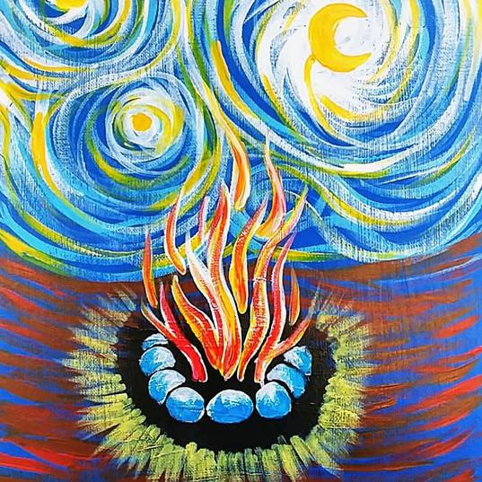 Van Gogh Fire Canvas Painting.jpg