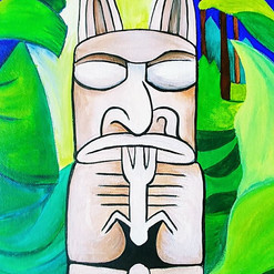 Emily Carr Totem advanced private lesson only
