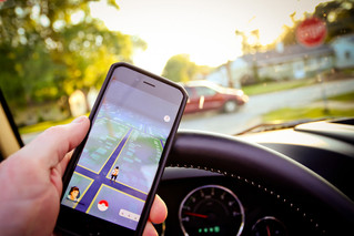 Smartphones and Distracted Driving