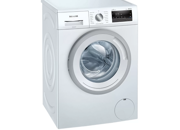 Siemens: iQ300 Waschmaschine, Frontloader 7 kg 1400 U/min.