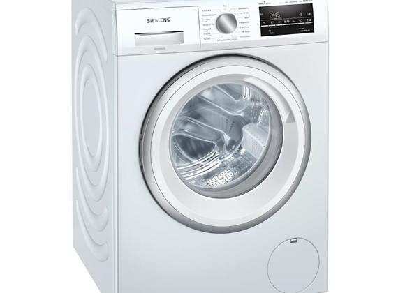 Siemens: iQ500 Waschmaschine, Frontloader 9 kg 1400 U/min.