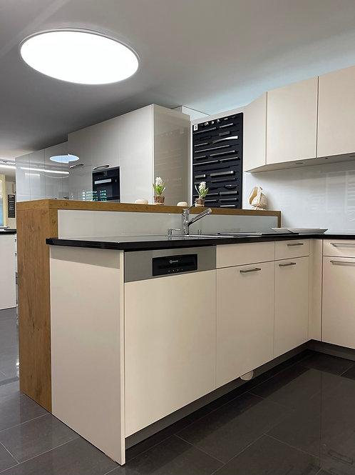 Ausstellung Küche Magnolie