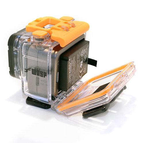 Carcasa para Doble Batería