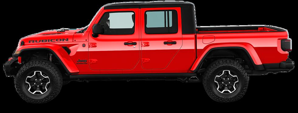 Cubierta Evolution  Jeep Gladiator JT (Doble Cabina) 20-21 / Platón 1.53 mt