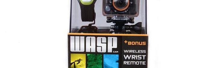Cámara de Video Serie Action WaspCam USA