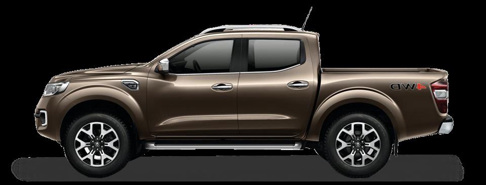 Cubierta Plegable Renault Alaskan 17-21 (Incluye Intens y Zen)