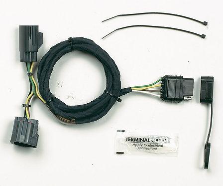 Conector para Remolque - Jeep Wrangler JK 07-18