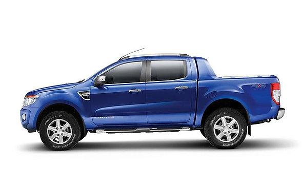 Cubierta Evolution Ford Ranger 12-21 (Versión Limited) - Platón 1.50 mt