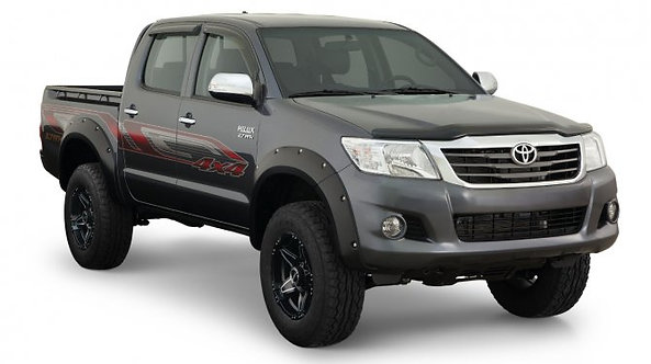 Ampliaciones Taches Toyota Hilux 2011-2013