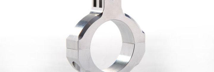 "Abrazadera Aluminio para Tubo 1-3/4"""