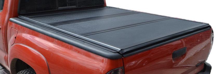Cubierta Plegable Toyota Tacoma 18-21 - Doble Cabina