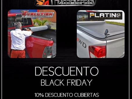 10% Descuento Black Friday - 24 y 25 de noviembre de 2017