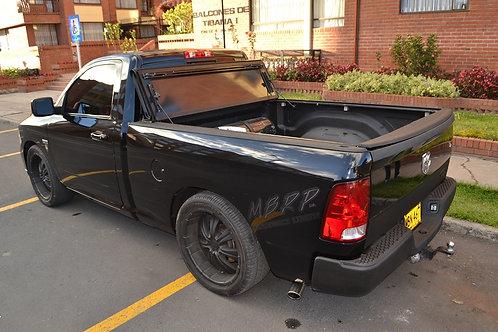 Cubierta Plegable Dodge Ram 1500 y 2500 SLT y Laramie 10-19