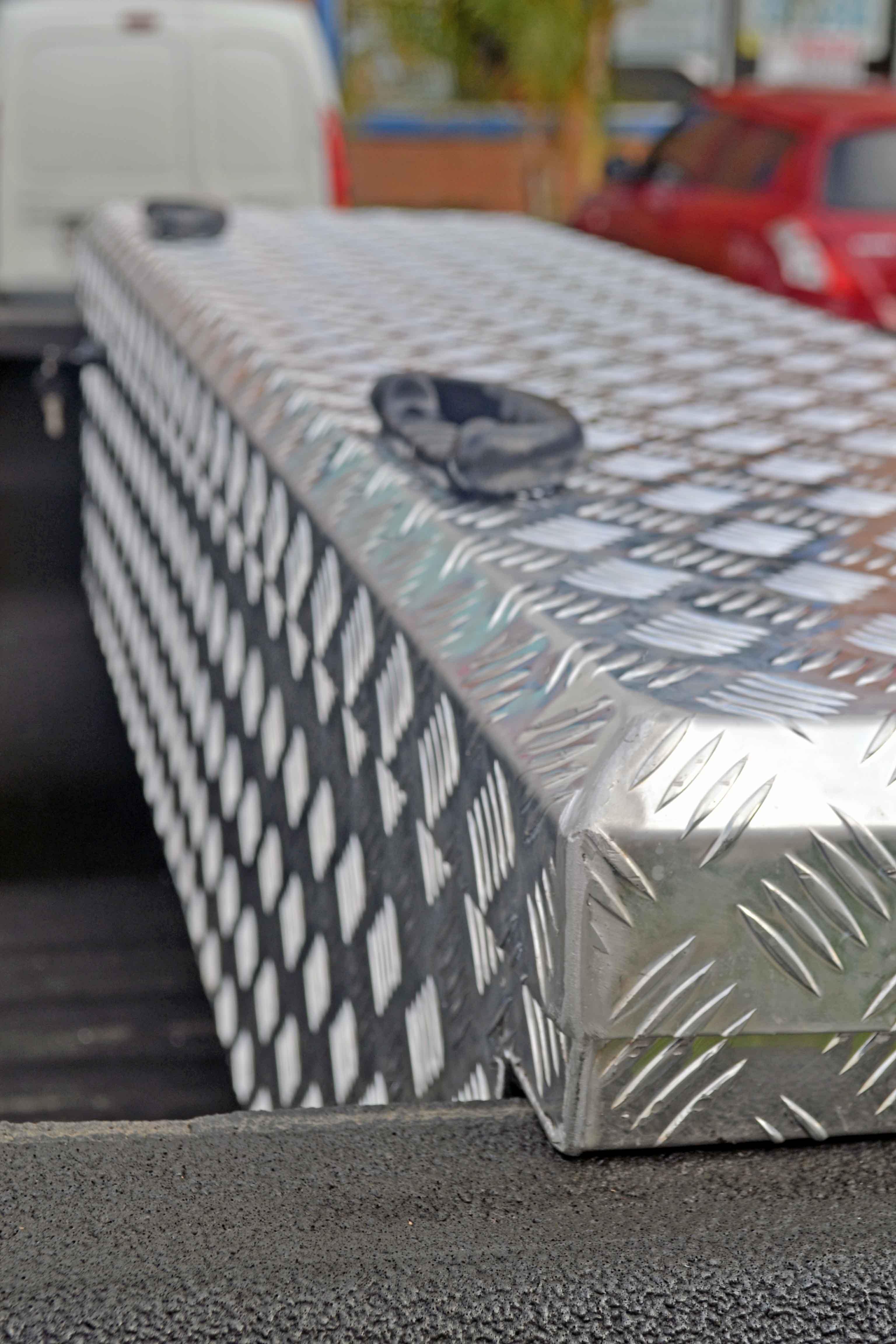 Caja de Herramienta Aluminio