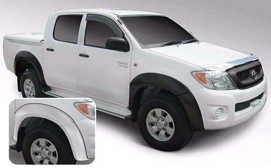 Ampliaciones Lisas Toyota Hilux 2006-2011
