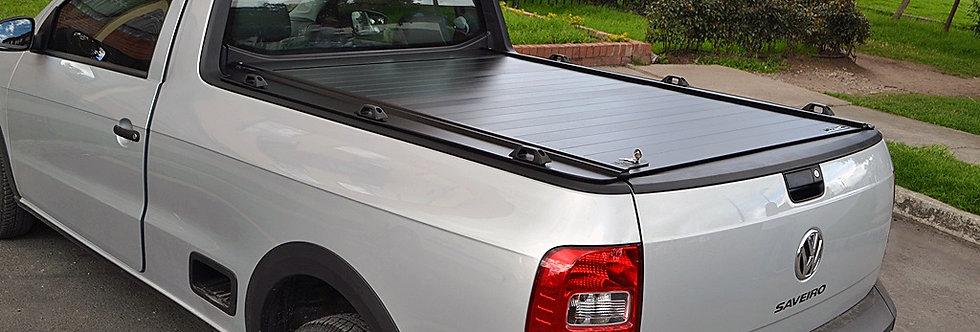 Cubierta Platino Volkswagen Saveiro Cabina Sencilla 13-22 - Platón 1.61mt