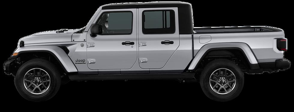Cubierta Plegable Jeep Gladiator JT (Doble Cabina) 20-21 / Platón 1.53 mt largo