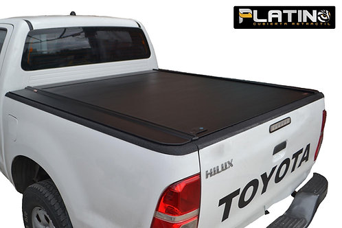 Cubierta Platino Toyota Hilux 15-20 - Largo Platón 1.52 Mt