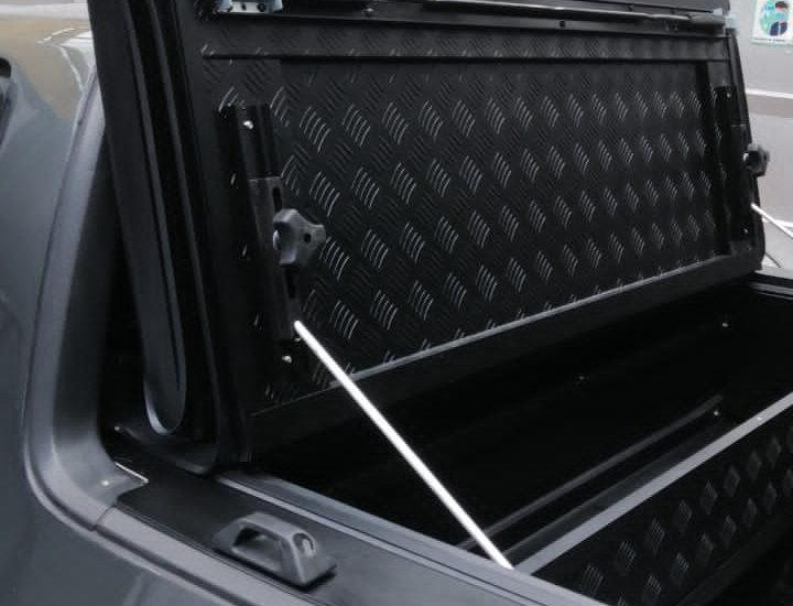Cubierta Plegable Volkswagen Saveiro Cabina Sencilla 13-22 - Platón 1.61mt