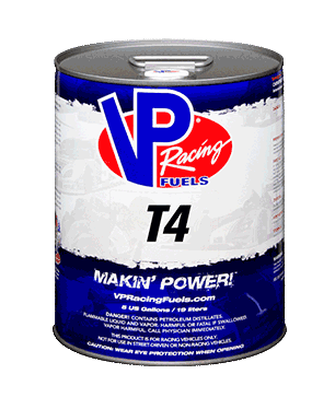 VP Racing Fuel T4 5-Gallon Pail Delivery