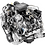 Thumbnail: 2005 Silverado 3500 6.6L Diesel LLY 4WD Engine Belt & Idler Pulley Replacement