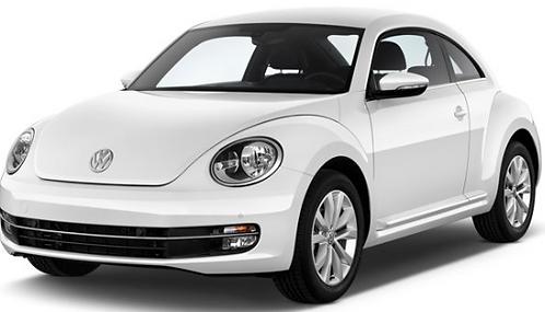 2013 Volkswagen Beetle 2.5L Engine Oil/Filter Change Mobil 1